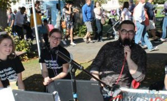 Outside Broadcast – CSR Live on Location!